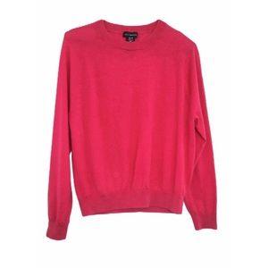 Holt Renfrew 100% Merino Wool Sweater XS